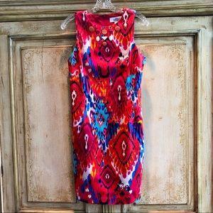 Belle Badgley Mischka Sheath Dress